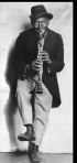 The jazz devil that was George McClennon.
